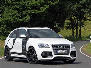 B&B / Audi SQ5 вид спереди