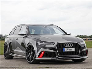 Schmidt Revolution / Audi RS6 Avant вид спереди