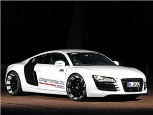 XXX-Performance / Audi R8 вид спереди