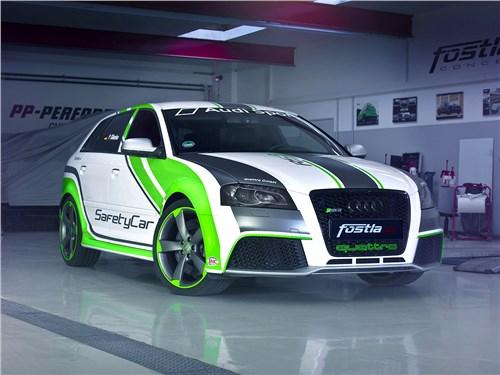 Fostla | Audi RS3 вид спереди