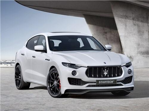 Startech | Maserati Levante вид спереди