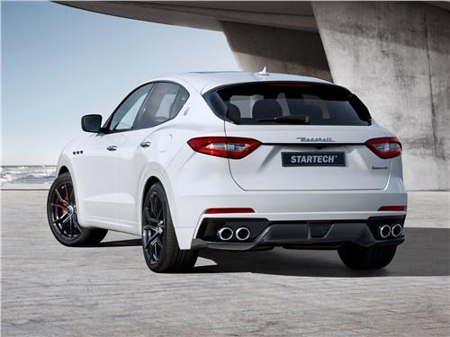Startech | Maserati Levante вид сзади