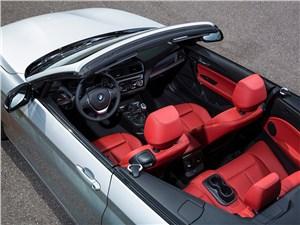 Предпросмотр bmw 2 series convertible 2014 вид сверху
