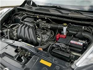 Nissan Juke 2012 двигатель