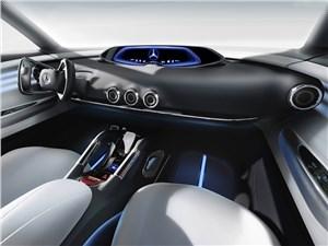 Предпросмотр mercedes-benz g-code concept 2014 салон