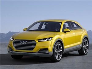 Семейство спортивных автомобилей Audi TT пополнится «горячим» кроссовером