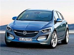 Новый Opel Astra появится во второй половине 2015 года