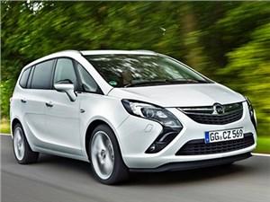 Новость про Opel Zafira - Opel Zafira Tourer 2012