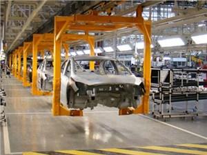 В Калуге остановлено производство автомобилей Peugeot, Citroеn, Mitsubishi