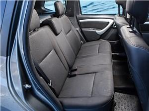 Nissan Terrano 2014 задний диван