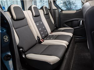 Citroen Berlingo 2009 задний диван