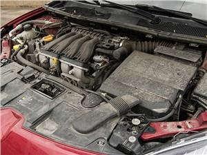 Renault Megane 2010 двигатель