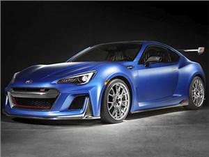 Серийный Subaru BRZ STI появится на американском рынке до конца текущего года