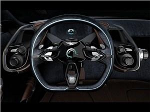 Предпросмотр aston martin dbx concept 2015 руль