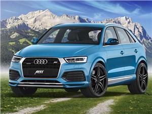 ABT / Audi Q3 вид спереди