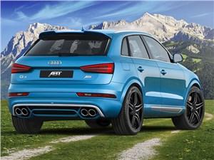 ABT / Audi Q3 вид сзади