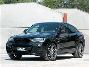 Manhart / BMW X4 вид спереди