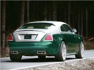 Mansory / Rolls-Royce Wraith 2014 вид сзади