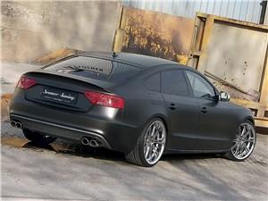 Senner Tuning / Audi S5 Sportback вид сзади