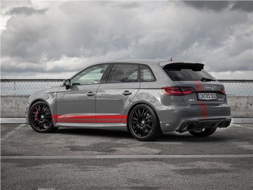 MTM | Audi RS3 вид сзади