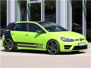 ABT / Volkswagen Golf R вид спереди