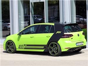 ABT / Volkswagen Golf R вид сзади