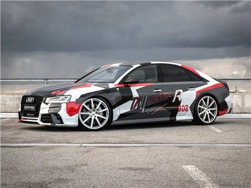 MTM | Audi S8 вид спереди