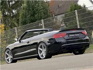 Senner Tuning / Audi RS5 Cabrio вид сзади
