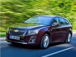 Универсал Chevrolet Cruze оценили в 665 тыс. рублей