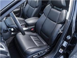 Acura TLX 2015 передние кресла
