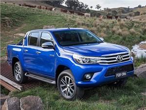 Toyota Hilux нового поколения дебютировал в Бангкоке