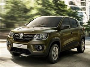 Renault Kwid не будет выпускаться под маркой Dacia