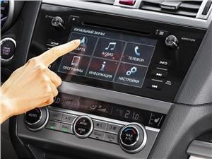 Subaru Outback 2015 бортовой компьютер