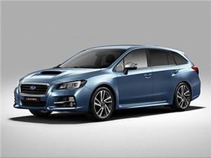 Новость про Subaru Levorg - Subaru Levorg GT 2016