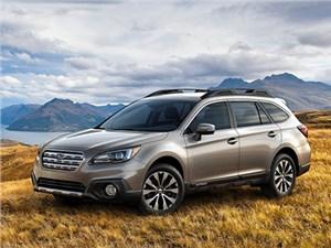 Обновленный универсал Subaru Outback доступен в дилерских центрах марки