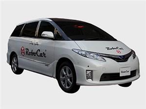 К началу Олимпийских игр в Токио появятся беспилотные такси