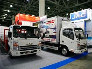 JAC – третий по величине экспортер коммерческой техники в Китае