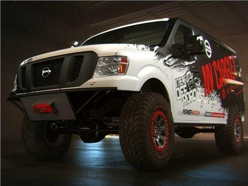 Nissan покажет в Чикаго новый внедорожный LCV