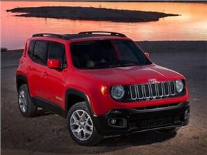 Jeep отзывает 7 800 автомобилей из США