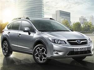 Subaru выведет рестайлинговый XV на российский рынок осенью 2015 года