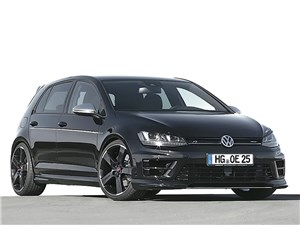 Oettinger / Volkswagen Golf R вид спереди