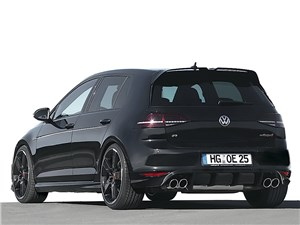 Oettinger / Volkswagen Golf R вид сзади