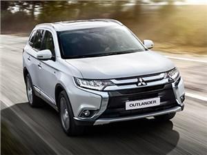 Mitsubishi Outlander для российского рынка будет соответствовать экостандарту Евро-5