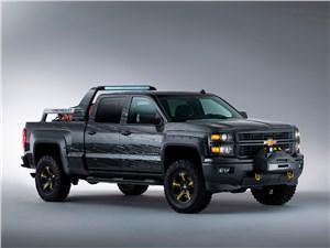 Chevrolet Silverado Special Ops пойдет в серию