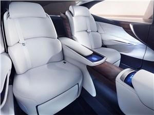 Предпросмотр lexus lf-fc 2015 задние кресла