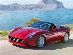 Новость про Ferrari California - Ferrari California T 2015