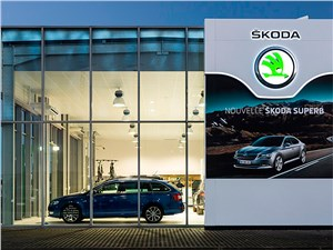Новость про Skoda - В 2015 году Skoda реализовала более миллиона автомобилей