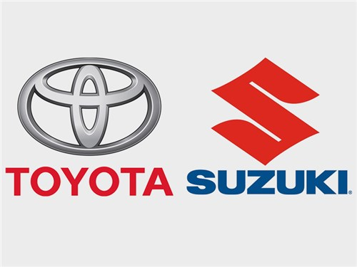 Toyota и Suzuki опровергли слухи об объединении