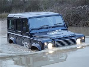 Новость про Land Rover - Land Rover Electric Defender