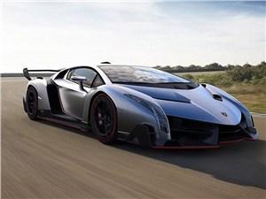 Новость про Lamborghini - Lamborghini Veneno